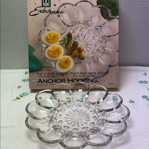 Egg Plate serving dish